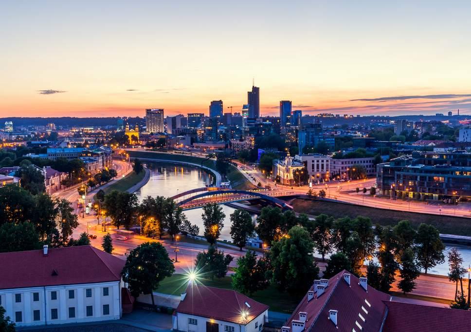 Достопримечательности Вильнюса что посмотреть куда сходить