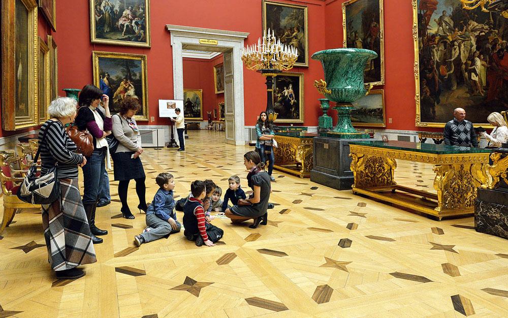 Картинки с музеем для детей