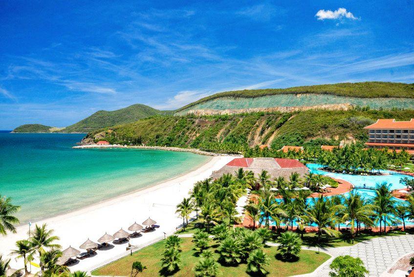 Курорты вьетнама на побережье фото