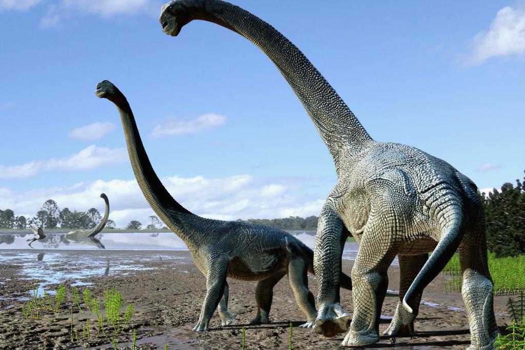 Ютараптор – Utahraptor – Динозавры