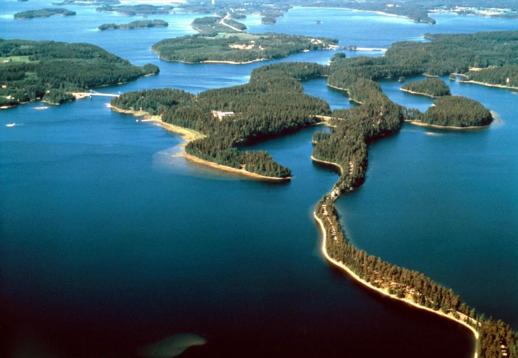 Куда поехать в Финляндии на машине: маршруты, достопримечательности, интересные места