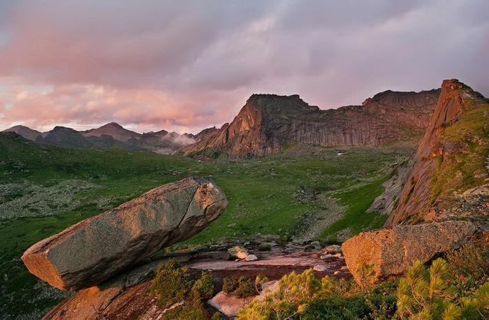 Хакасия Достопримечательности Куда поехать и что посмотреть маршрут природные богатства фото