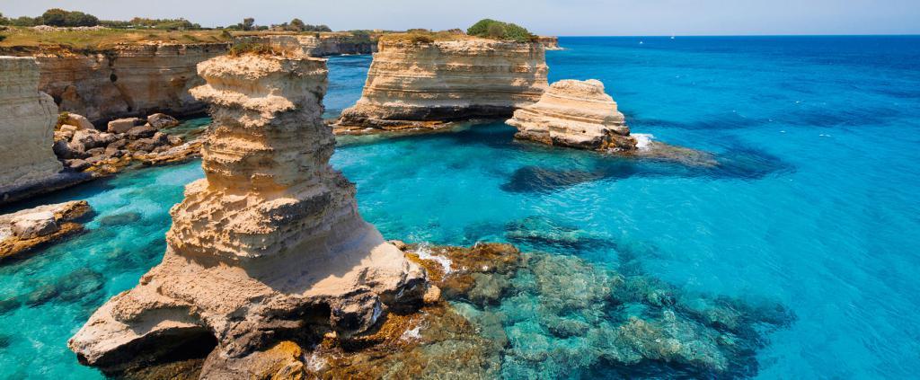 красота Каспийского моря