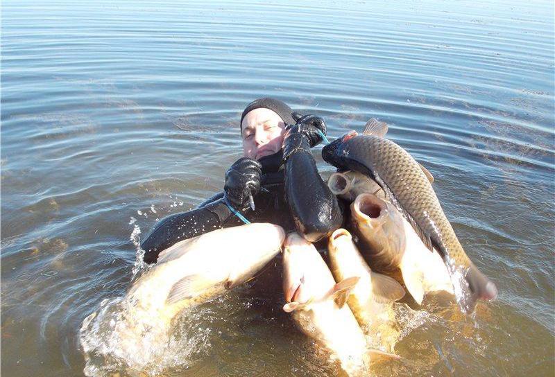 рыбалка на Каспие
