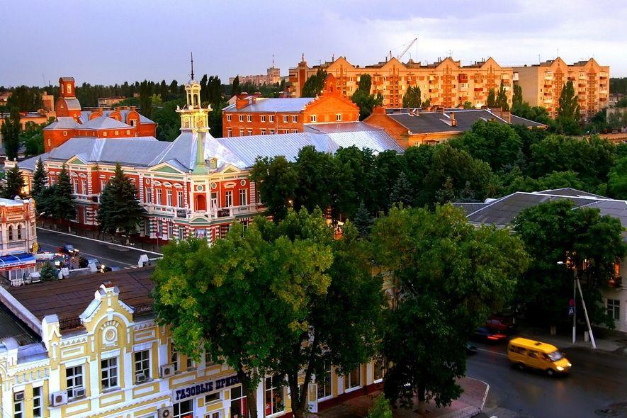 Популярные достопримечательности Азова (Россия), что посмотреть в Азове