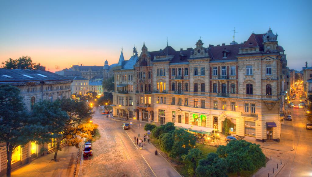 фото города западной украины фото наличии широкий