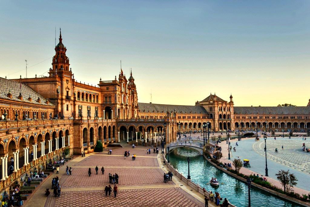 Города Испании Описание курортов Испании находящихся на юге