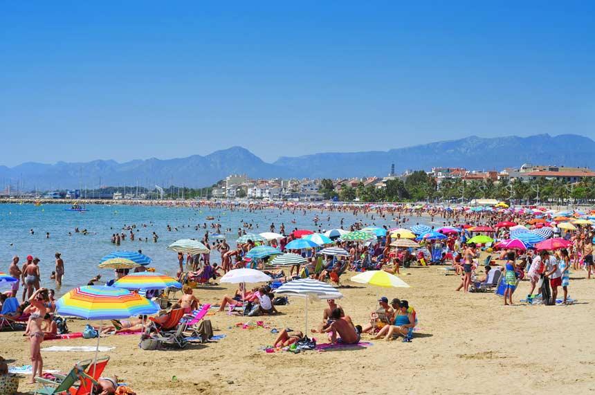 Красивые города в Испании