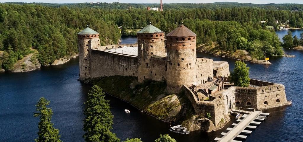 для тех, старинные крепости финляндии фото мой взгляд