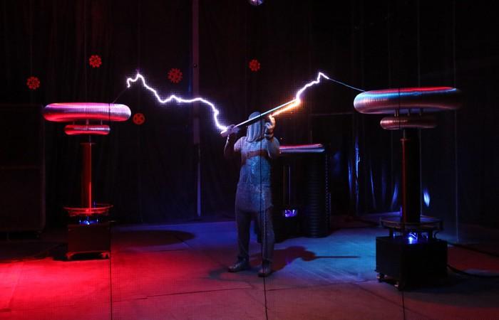 электрический музей