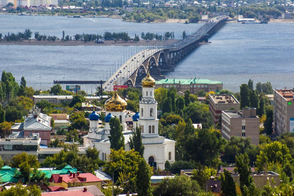 Город Саратов: достопримечательности, история основания города, фото и отзывы туристов