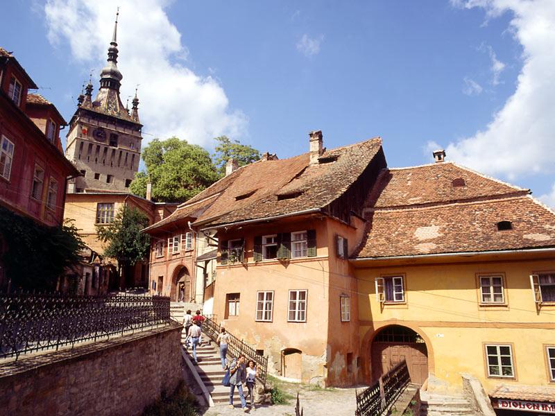 город трансильвания