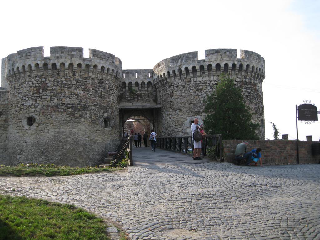 Замок Калемегдан