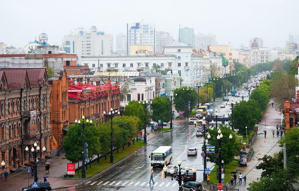 Картинки город хабаровский 2019