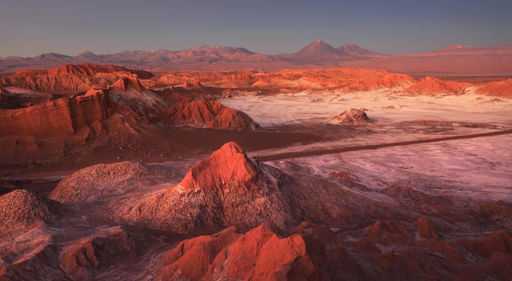 Пустыня Атакама Где Находится на Карте