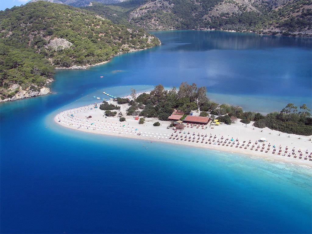 Лучшие пляжи Турции по версии TripAdvisor