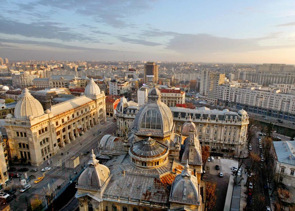 Бухарест - столица какой страны?
