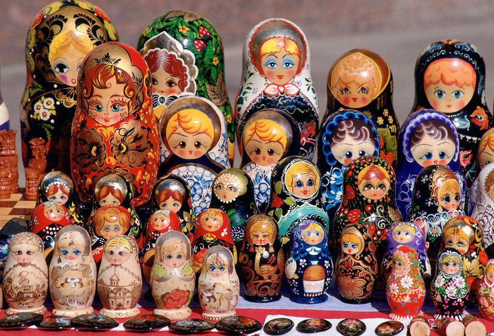 Что можно привезти из Нижнего Новгорода в подарок