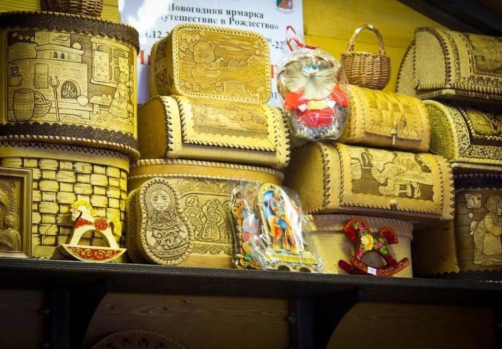 Что лучше привезти в подарок из Нижнего Новгорода