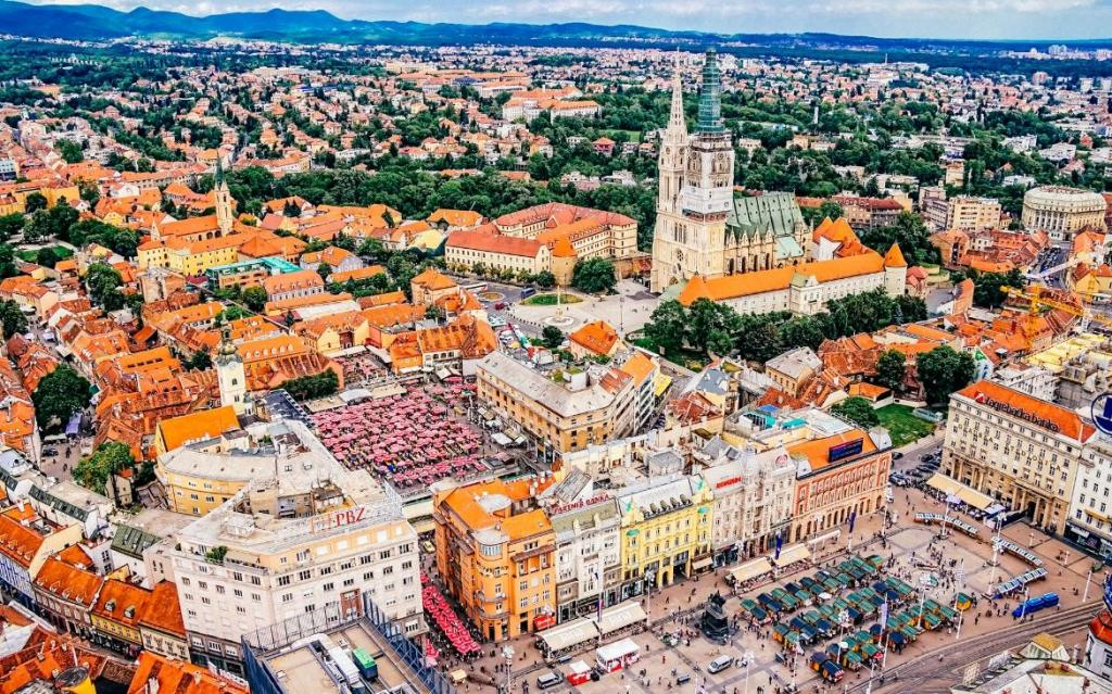 Достопримечательности Загреба (Хорватия) - интересные места, что посмотреть