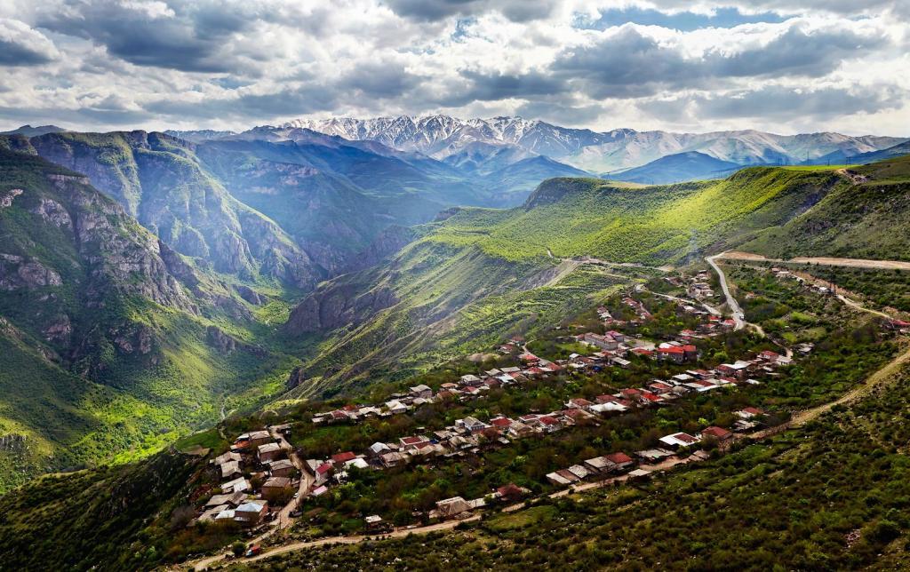 Что привезти в подарок из Еревана