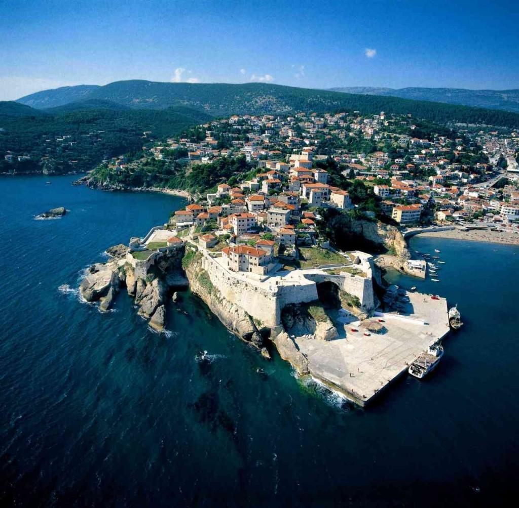 Ульцинь в Черногории  описание достопримечательности фото