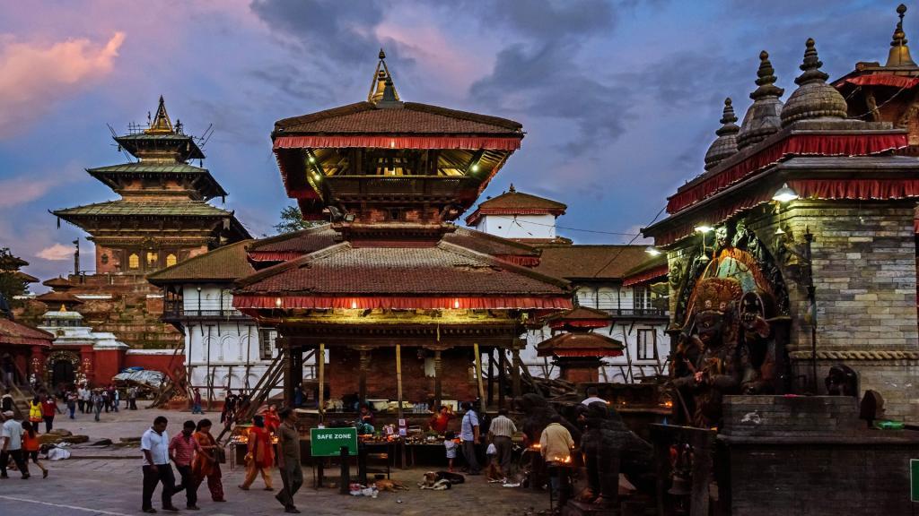 Катманду, столица Непала — все о городе, фото, видео, карта