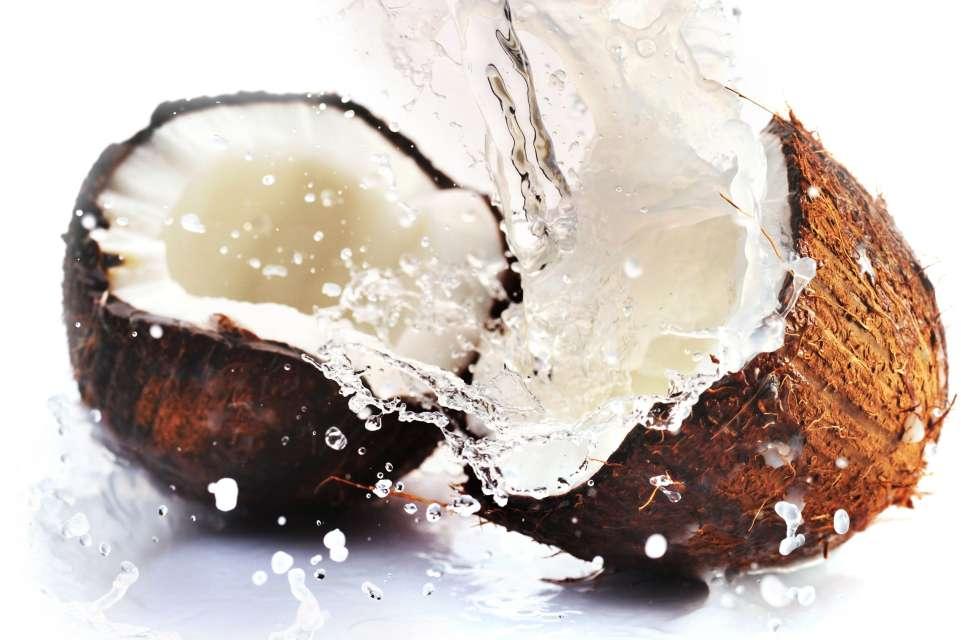 Как съесть кокос