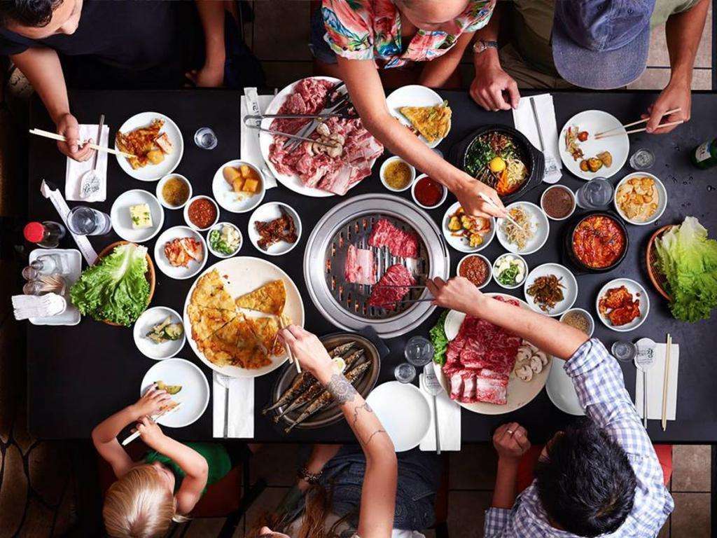 Как кушают корейцы