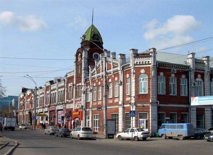 крупные города алтайского края