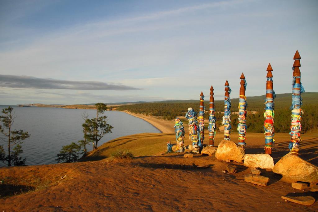 мистический остров Ольхон