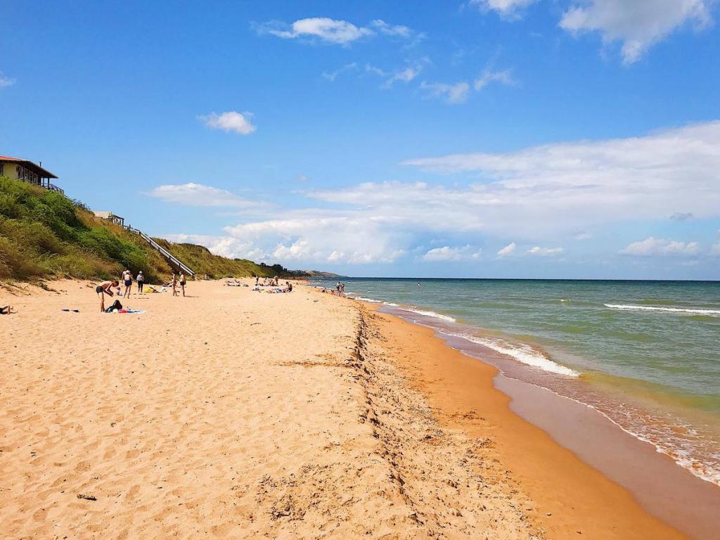 где можно отдохнуть на азовском море