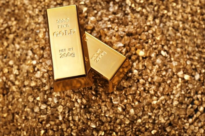 Прииски золота в россии
