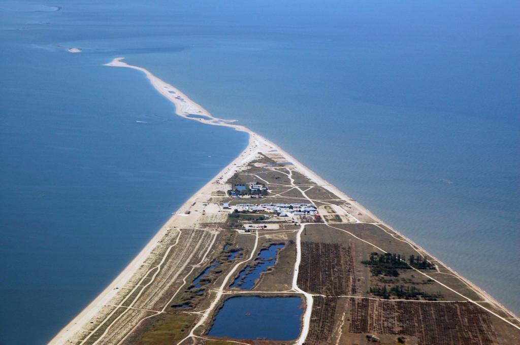 Ейск, чистое Азовское море